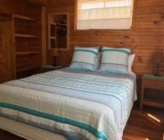 Main Bedroom - Pole Lodge